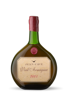 Armagnac 2001 Jean Cavé Basquaise 70cl