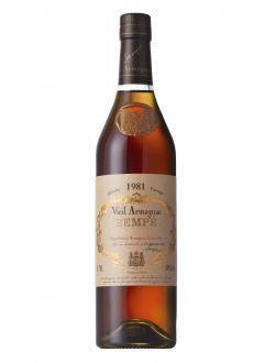 Armagnac 1981 SEMPÉ Bas-Armagnac 70cl