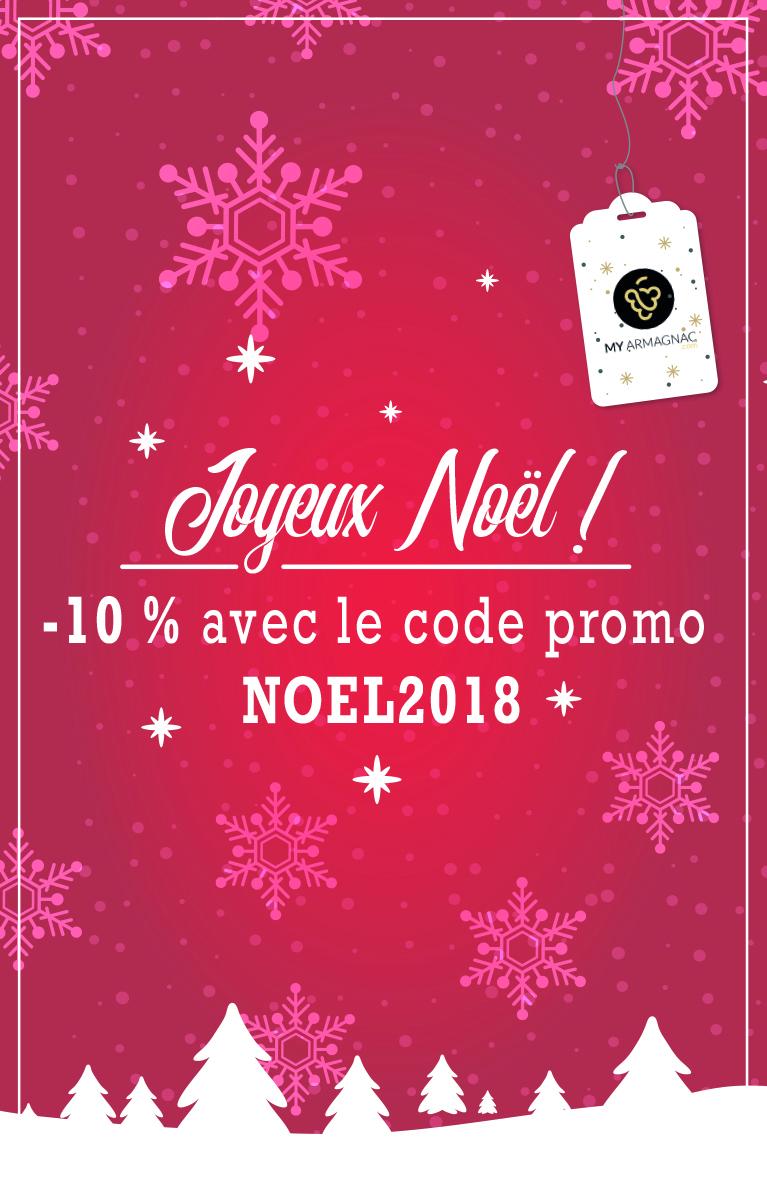 Code Promo Armagnac Noel 2018 - 10 % sur MyArmagnac.com