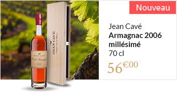 Jean Cavé Millésimé 2006